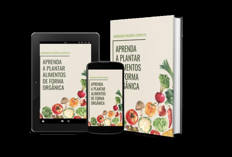 Aprenda A Plantar Alimentos De Maneira Orgânica | Tenha Alimentos Puro O Ano Inteiro.